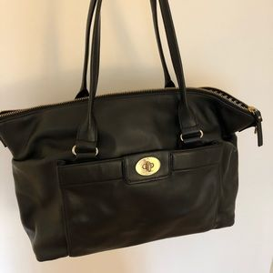 Kate Spade sophisticated tote bag